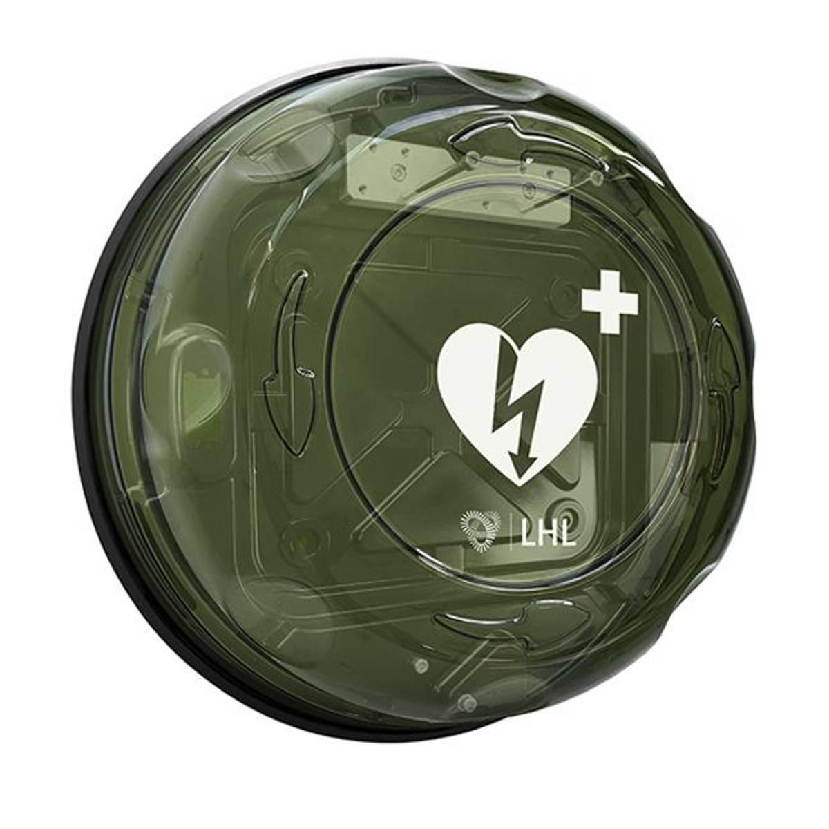 Rotaid SOLID PLUS LHL skap til hjertestarter innendørs