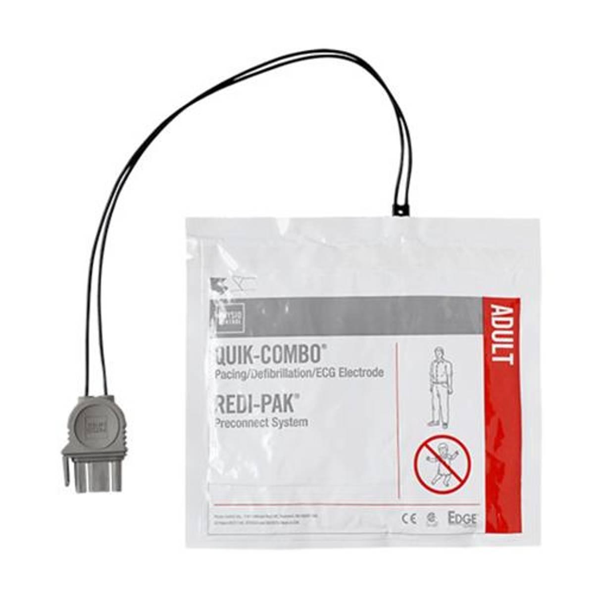 Quick Combo elektroder til Lifepak 1000